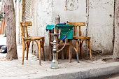 Street Cafe,Egypt.
