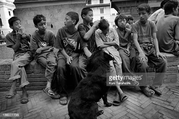 kathmandu single parents Full-text paper (pdf): orphanhood and living arrangements of children in nepal.