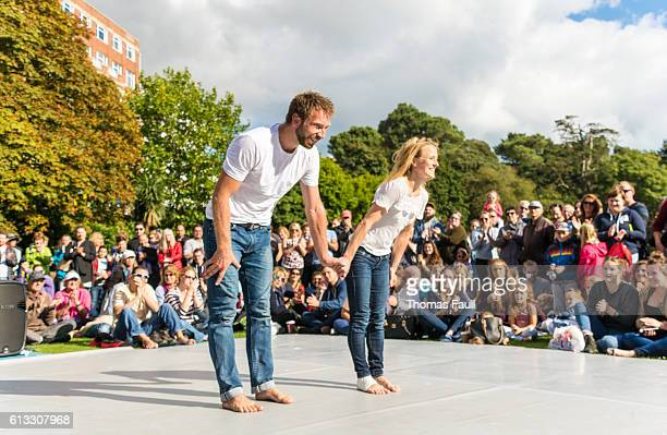Street Dancers Bow Bournemouth 2016