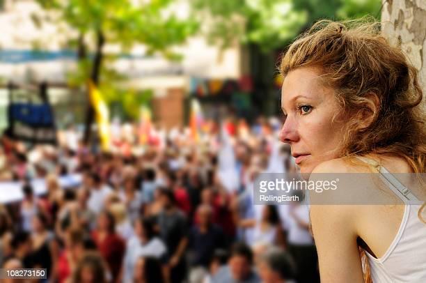 Street Demonstration