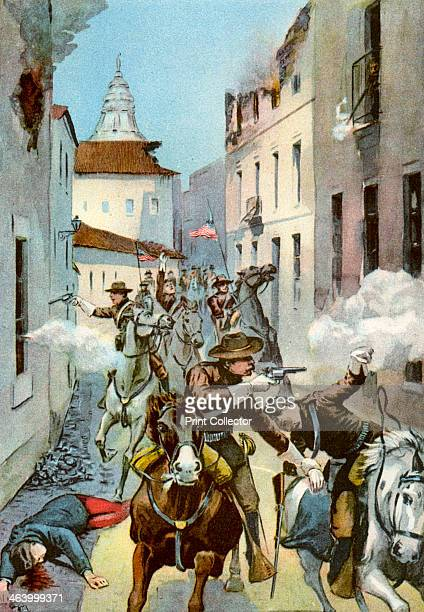 the spanish american war of 1898 The spanish-american war was an 1898 conflict between the united states and  spain that ended spanish colonial rule in the americas and resulted in us.