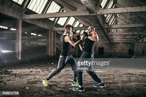 Street Fighters : Stock Photo
