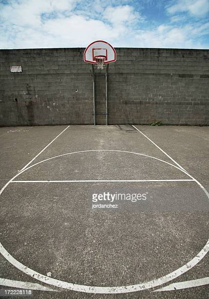 Calle de básquetbol