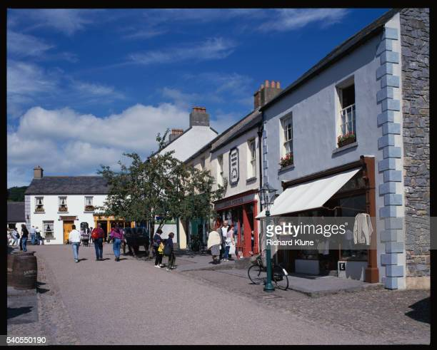 Street in Bunratty Folk Park