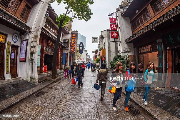 Street in Changsha, China