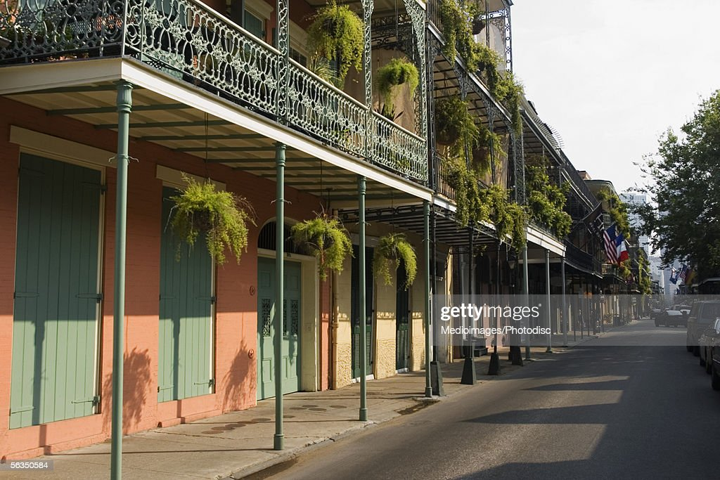 Street in French Quarter