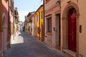 Street in Rimini