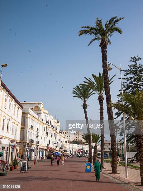 Street in Tangiers, Morocco