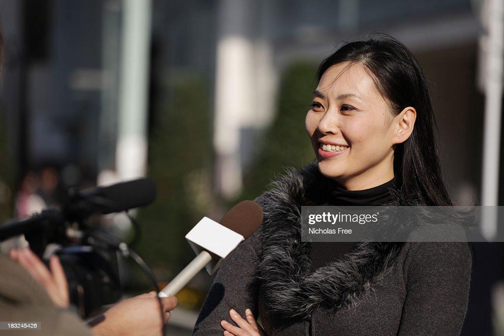 Street Interview in Tokyo