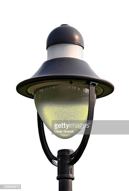 Street lamp, cut out