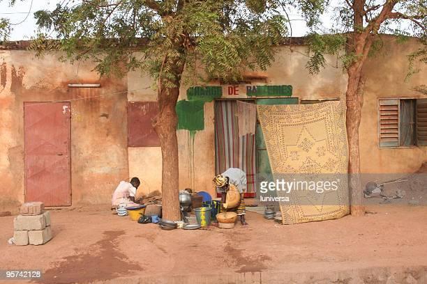 Street life africa