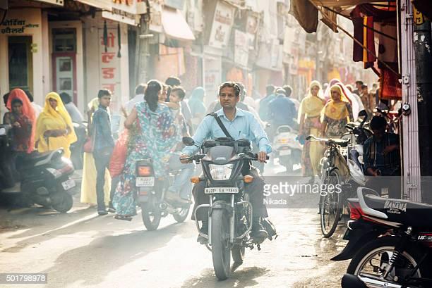Street Life in India
