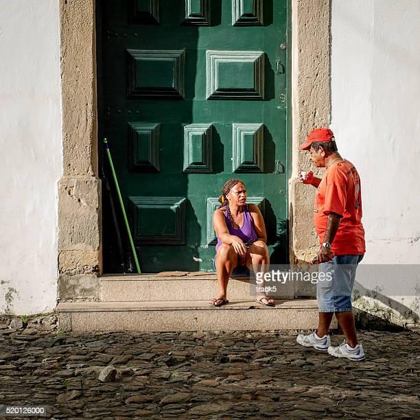 Stadtleben, Salvador, Brasilien