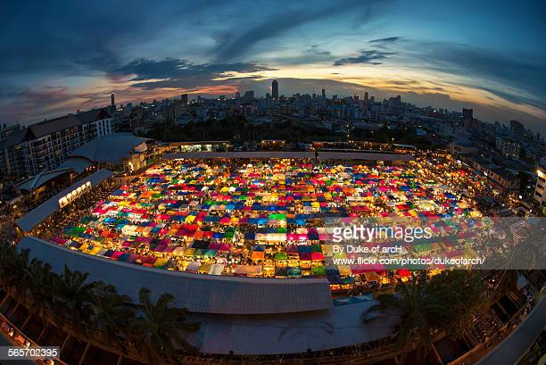 Street Market : Bangkok : Thailand
