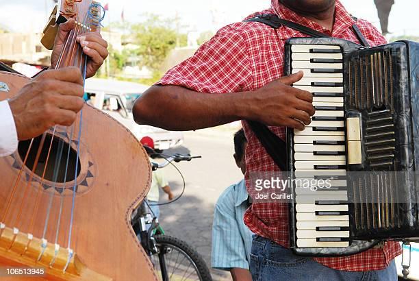 Street Music Instruments