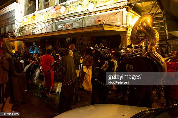 Street Musicians at Maple Leaf Bar