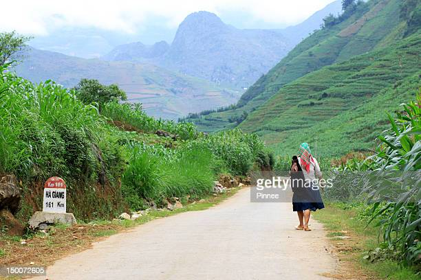 Street named Happiness, Meo Vac, Ha Giang