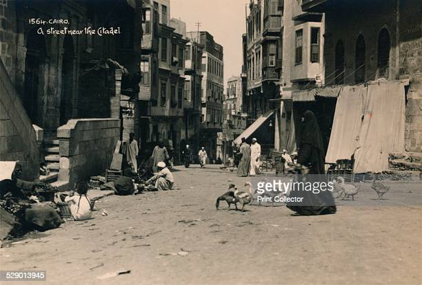 A street near the Citadel Cairo Egypt 1936 From a private album of a passenger who undertook a cruise on the SS Arandora Star which began 9th April...
