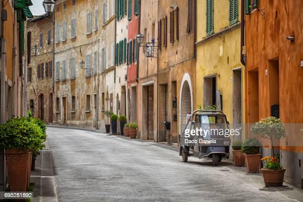 Street of Monticciello