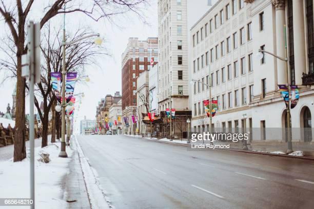 Street of Ottawa