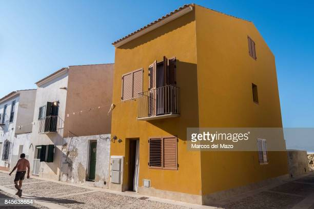 Street of Tabarca Tabarca is a small islet located in the Mediterranean Sea close to the town of Santa Pola Alicante Tabarca is the smallest...