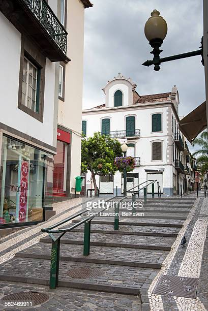 Street scene, Funchal, Madeira