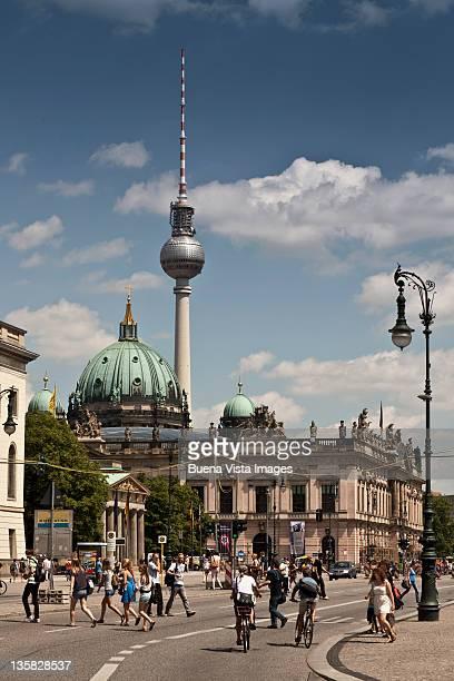 Street scene in Berlin