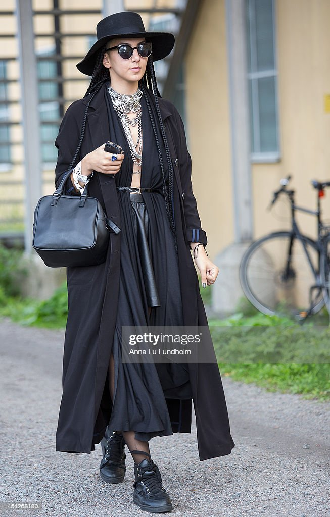 Fashion Week In Stockholm Ss 15 Street Style Getty Images