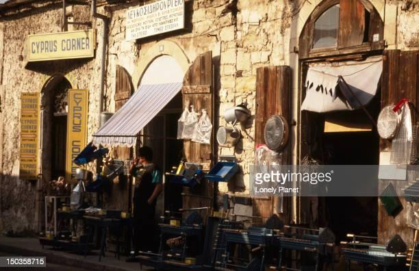 Street vendor, Lemessos ( formerly Limassol )
