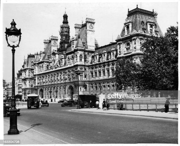 Hotel de ville in paris france pictures getty images for Hotel paris x