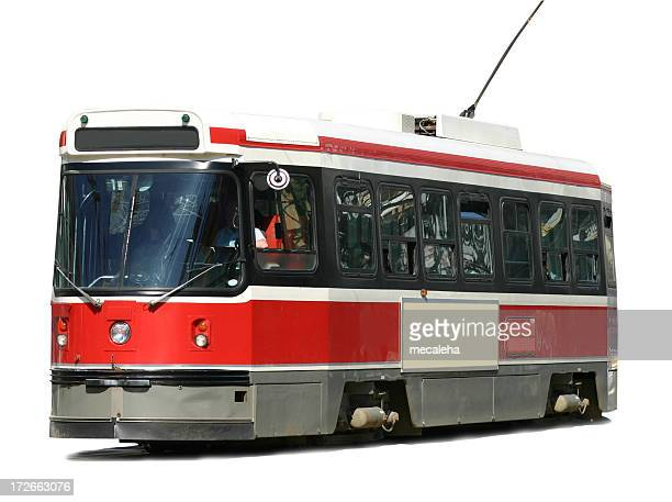 how to ride a streetcar in toronto