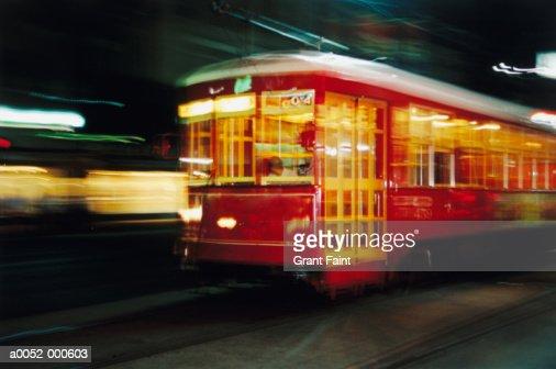 Streetcar : Stock Photo