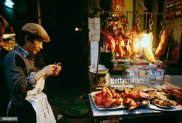 Street-Food in Hanoi