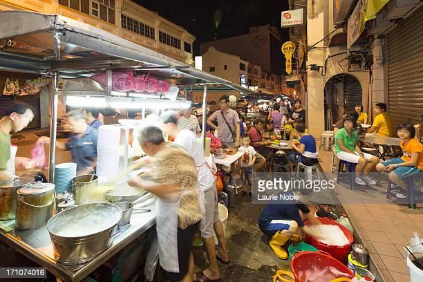Streetfood Lebuh Chulia, Georgetown, Penang