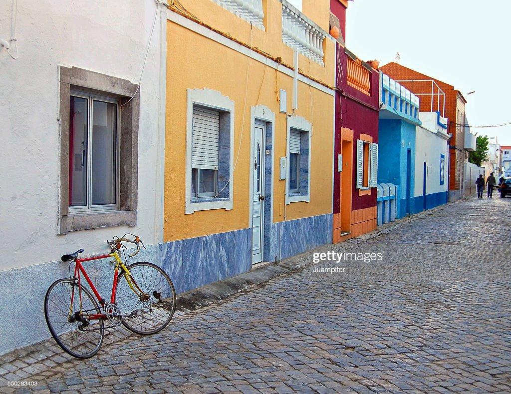 Streets of Algarve