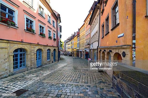 Streets of Bamberg