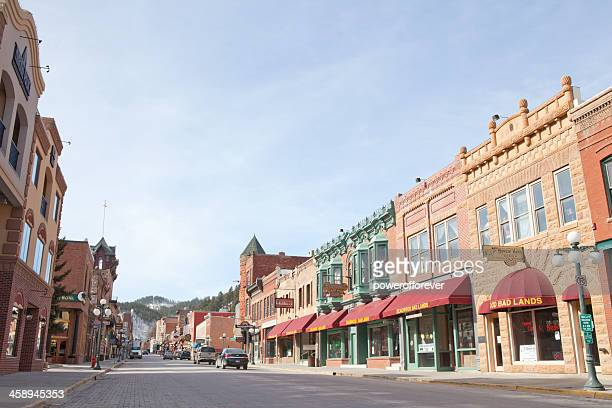 Streets of Deadwood, South Dakota