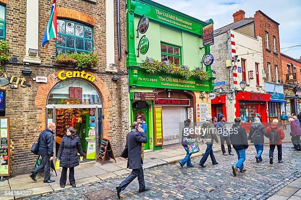 Streets of Dublin City, Ireland