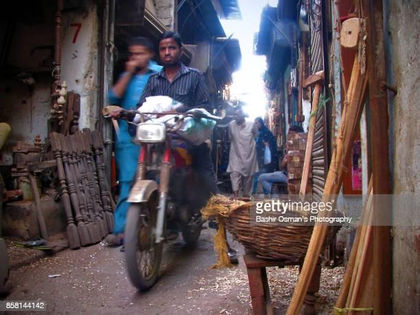Streets of Karachi