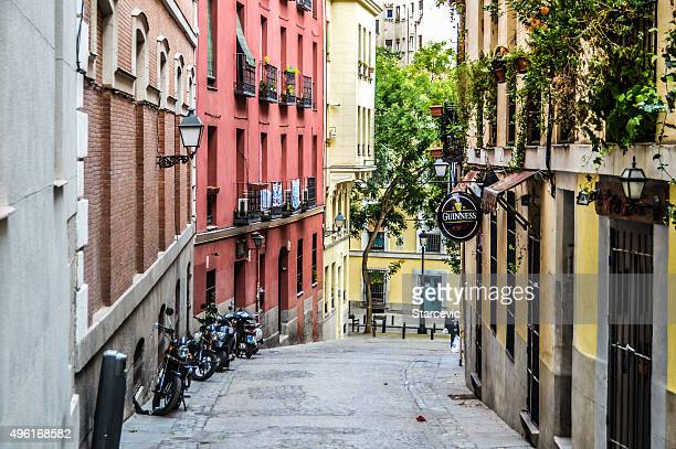 Rues de Madrid, Espagne