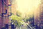 Streets of New York City / Meatpacking District