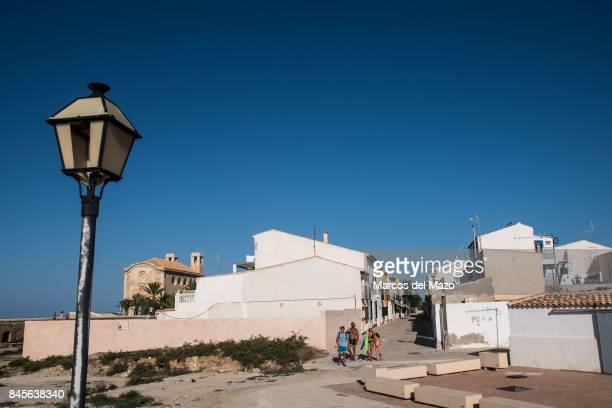 Streets of Tabarca Tabarca is a small islet located in the Mediterranean Sea close to the town of Santa Pola Alicante Tabarca is the smallest...