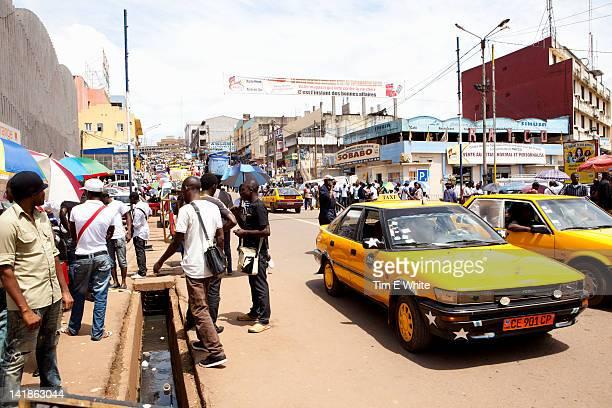 Streetscene, Yaounde, Cameroon