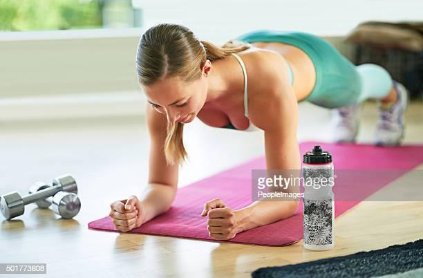 Stärken Sie Ihre Körpermitte