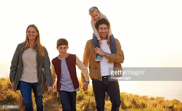 Strengthening the family bond