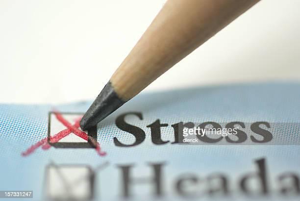 stress-médico de diagnóstico