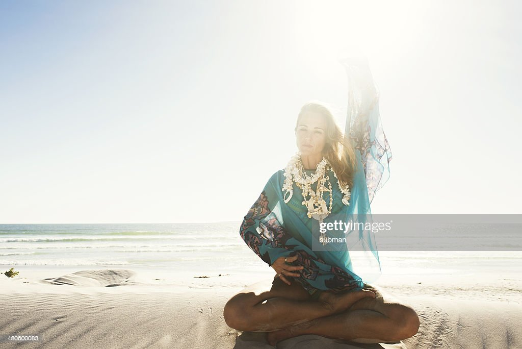 Stretch To The Sky : Stock Photo