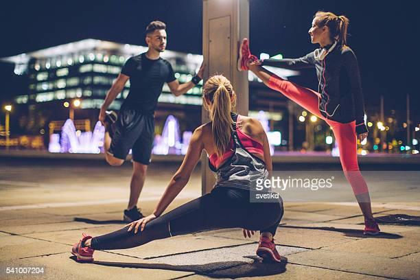 Étirez vos muscles