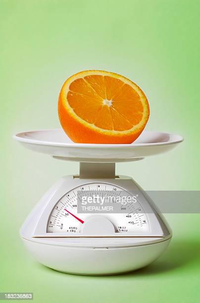 Estricto dieta-naranja