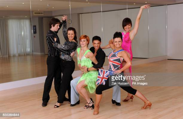 Strictly Come Dancing star Karen Hardy celebrates International Dance Day with dance students by offering complimentary global dance lessons from the...